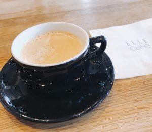 ストロベリーボンボン @ELLE cafe