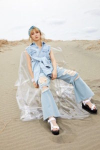 Dream Ami「EMODA」WEBカタログのモデル