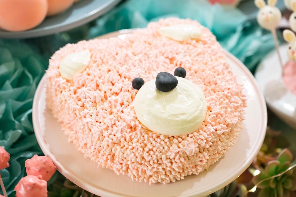罪悪感に溺れて ベアーチーズケーキ