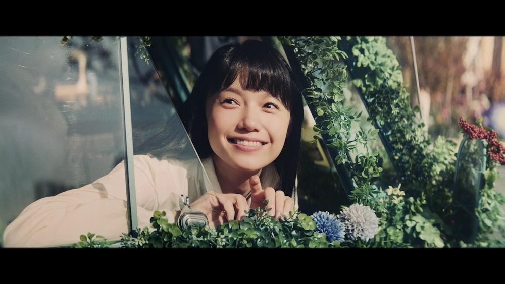 宮﨑あおい・ダイアンボタニカル CM シャンプー