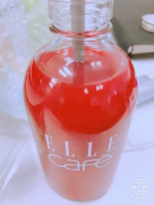 Elle Cafe(エルカフェ)のCOLD PRESS JUICE(コールドプレスジュース)