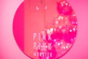 カン・テリ @『PINKPINKMONSTER(ピンクピンクモンスター)』(ピンモン・プリントシール機)ポップアップショップ渋谷 2018年5月