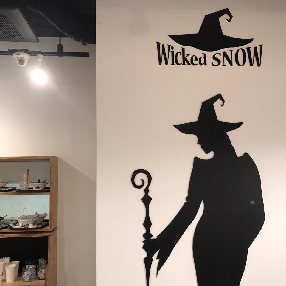 かき氷店 Wicked snow(ウィキッドスノー)