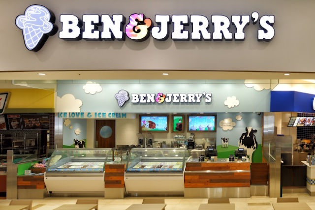 BEN&JERRY'S(ベン&ジェリーズ)ららぽーと豊洲店