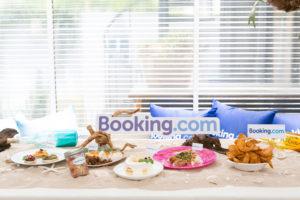 Booking.com Cafe(ブッキング・ドットコムカフェ)