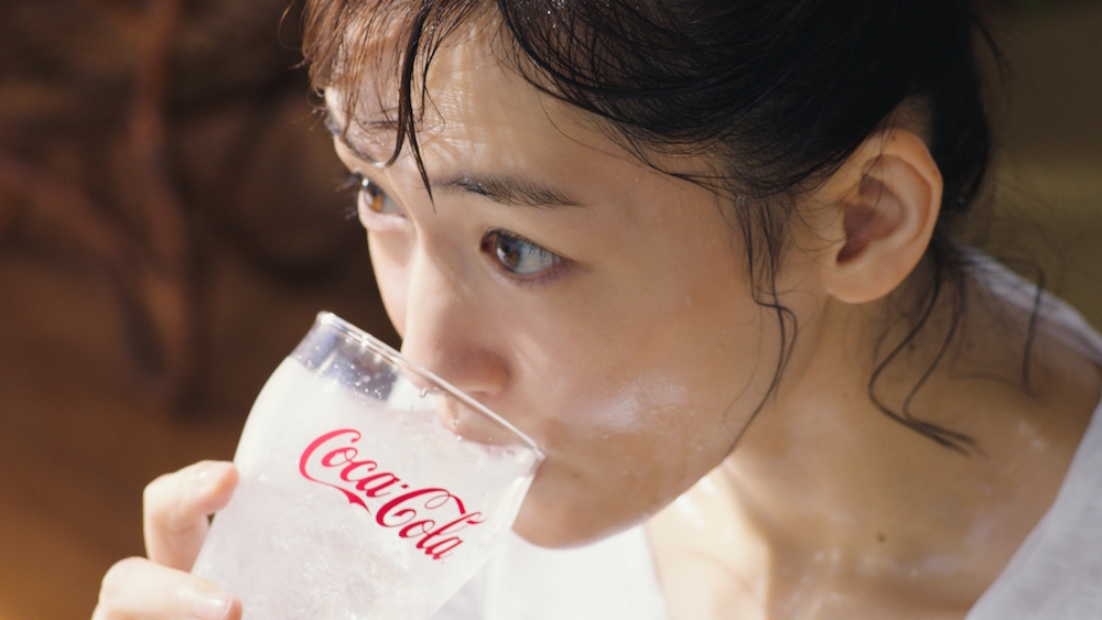 「コカ・コーラ クリア」6月11日発売!綾瀬はるかさん出演の ...