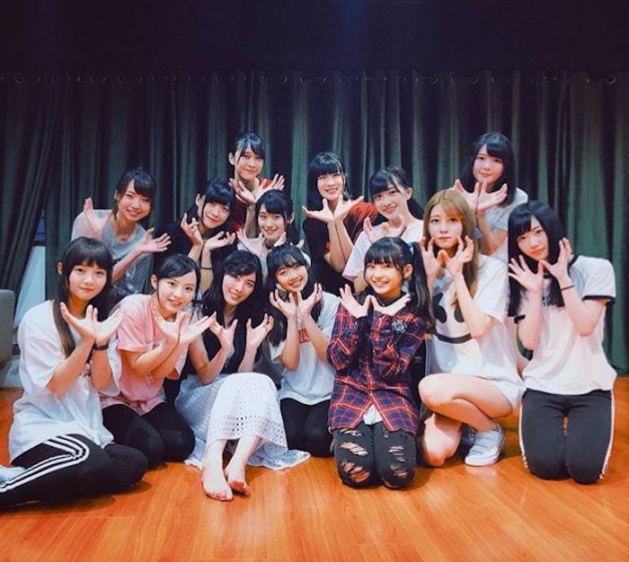 松井珠理奈(SKE48)、TPE48とコラボショット「インスタ映え100枚チャレンジ旅」