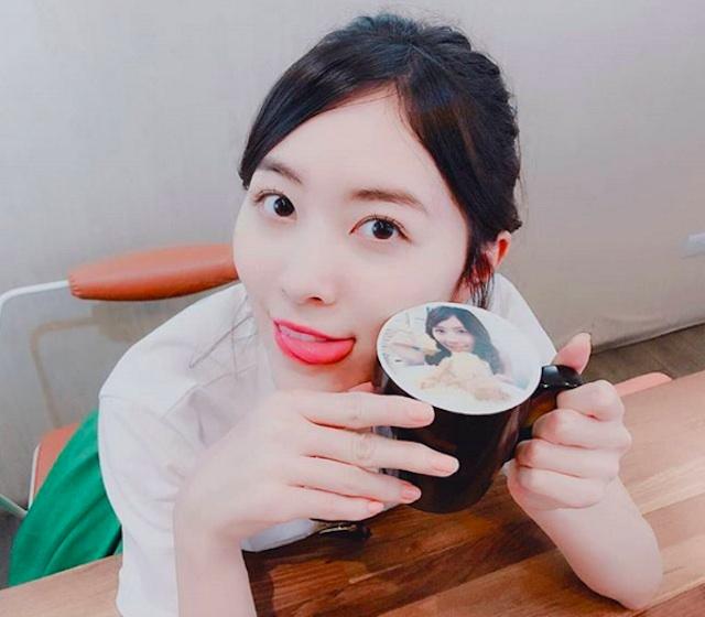 松井珠理奈(SKE48)「インスタ映え100枚チャレンジ旅」にて、見事100枚目の投稿