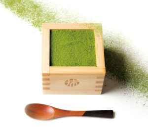 宇治抹茶のティラミス (『MACCHA HOUSE 抹茶館』を京都・産寧坂)
