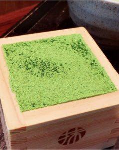 京都 四条河原町の『MACCHA HOUSE・抹茶館』の宇治抹茶ティラミス