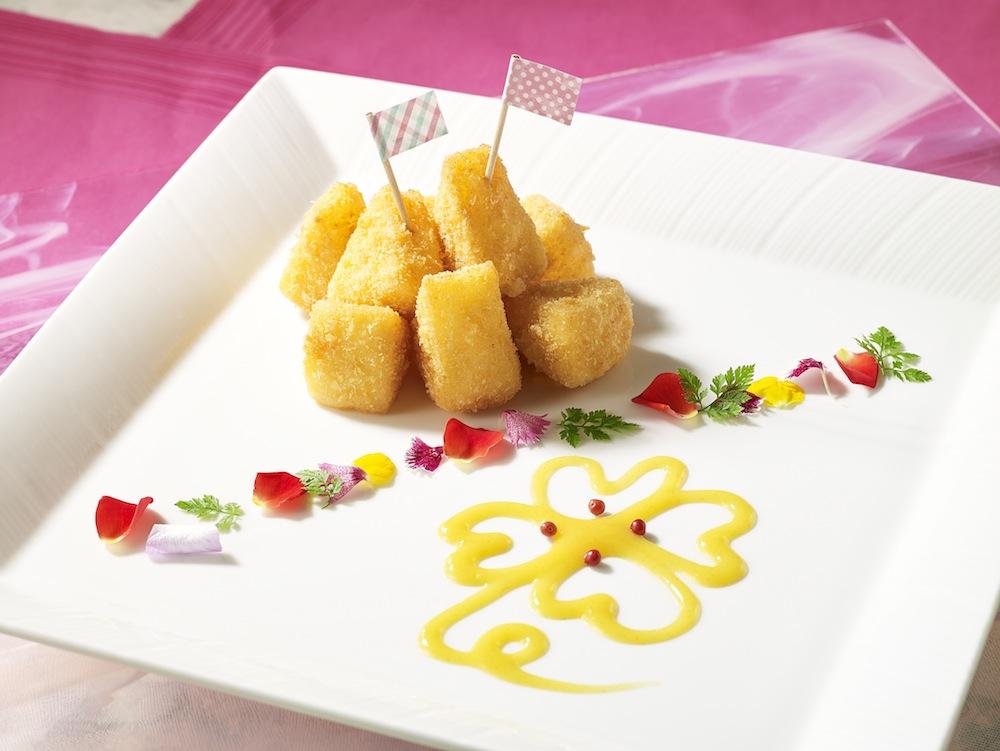 ハッピーカマンベールチーズフライ