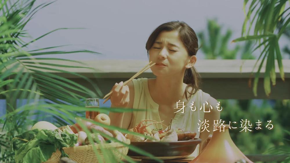 朝比奈彩さん、地元・淡路島の魅力を語る!