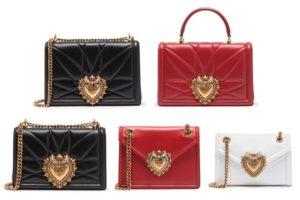 Dolce&Gabbana(ドルチェ&ガッバーナ)の新作「ディヴォーション バッグ」