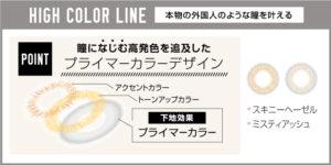 沢尻エリカイメージモデルの「ハーフ系カラコン」ブランド『エバーカラーワンデー ルクアージュ』