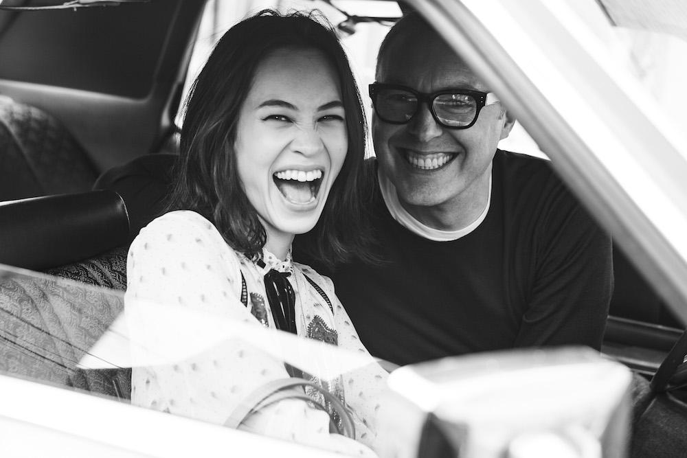 ブランドアンバサダーの水原希子さんが登場した「コーチ 2018 FALLグローバル広告キャンペーン」