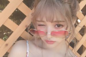 """モデルの""""なちょす""""こと徳本夏恵さん"""