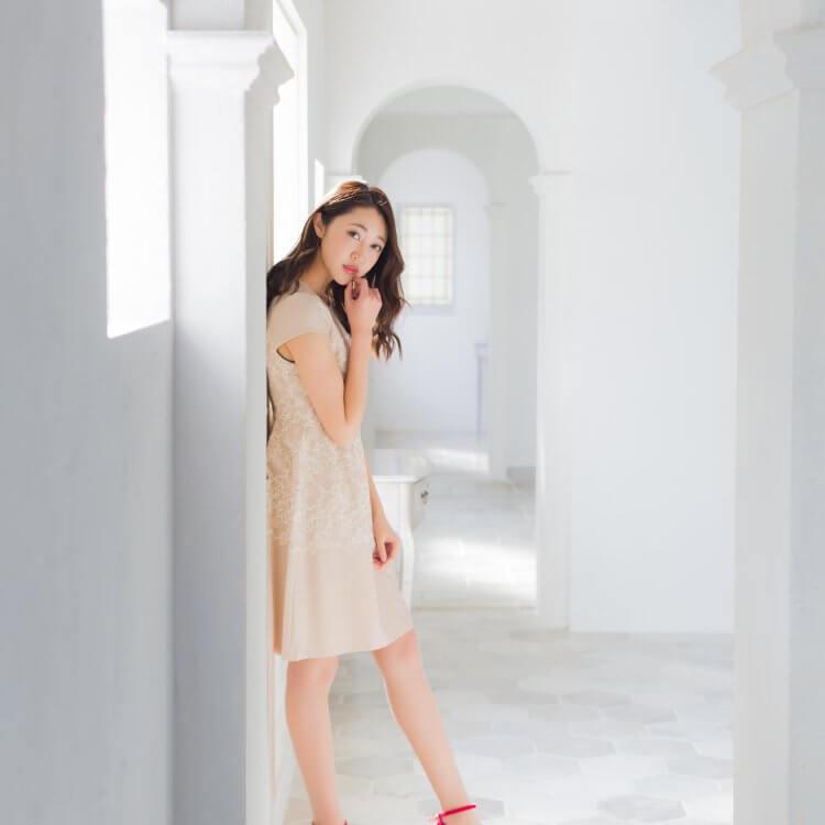 柳田菜月(スララーナ・モデル)