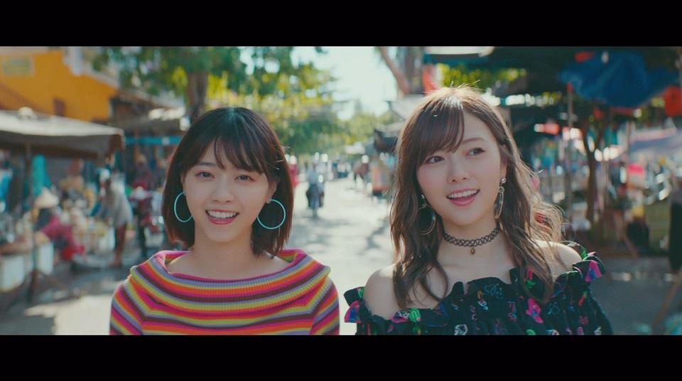 乃木坂46、21stシングル「ジコチューで行こう!」MV(撮影地は、ベトナム・ダナン)