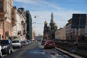 「サンクトペテルブルクの朝」(クリス-ウェブ 佳子さんがα6300で撮影)