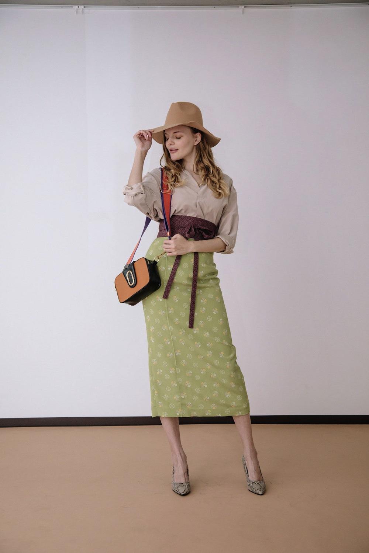 ATEYAKA KIMONO スカート
