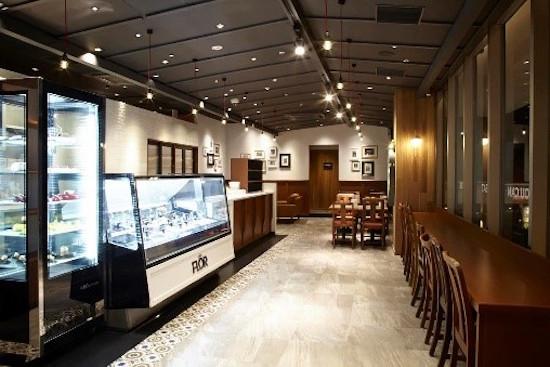 CAFE FLOR GELATO(カフェフロアジェラート)in EXPOCITY(大阪・吹田市)