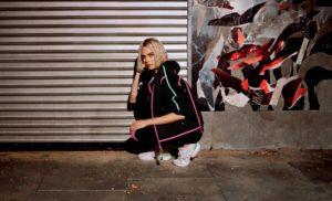 Cara Delevingne(カーラ・デルヴィーニュ)PUMA ・プーマ ミューズ マイア ストリート1