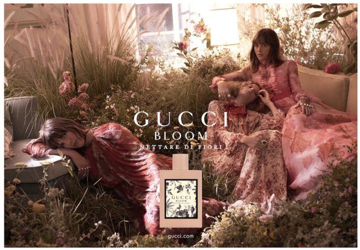 【GUCCI】グッチ ブルーム ネッターレ ディ フィオーリ オードパルファム 香水