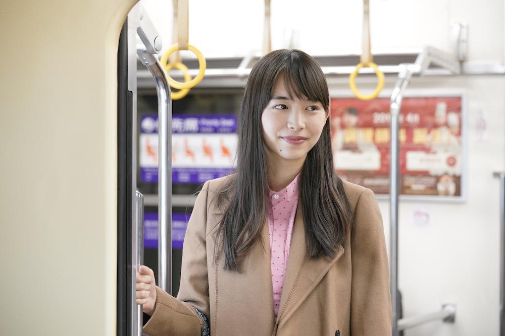 井桁弘恵 結婚『ゼクシィ』Wedding CM 列車