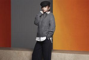 安室奈美恵さんがアンバサダーを務める「Namie Amuro × H&M」のキャンペーン第二弾 キャンペーンビジュアル