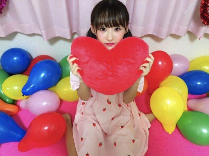 音嶋莉沙(=LOVE(イコールラブ)メンバー)、20歳の誕生日