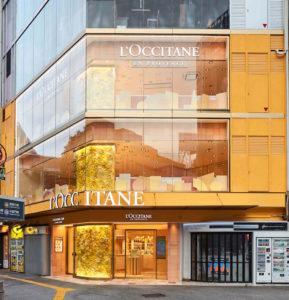 ロクシタン渋谷店 ブーケ・ド・プロヴァンス