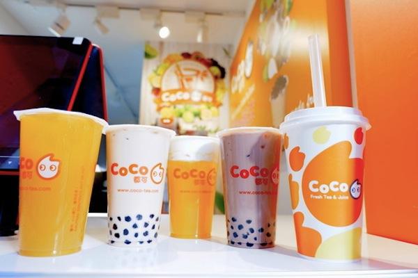 「CoCo都可(ココトカ)」(CoCo Fresh Tea & Juice)