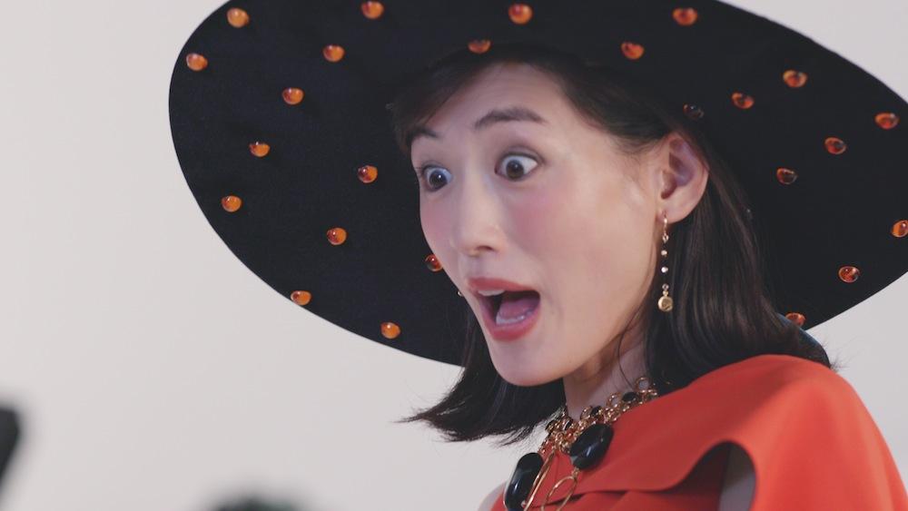綾瀬はるか(女優) @コカ・コーラ・ハロウィン halloween CM