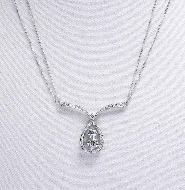 ダイヤモンド フォーエバーマーク Two D® コレクション 特別限定版