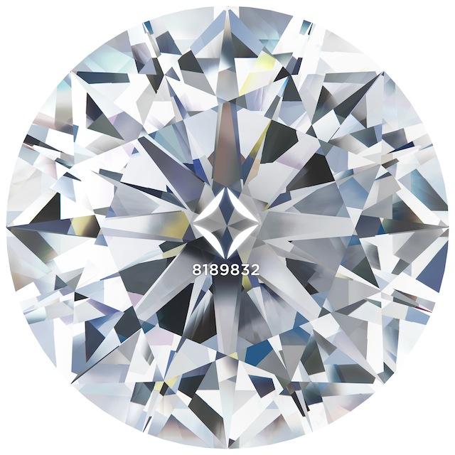 ダイヤモンド、フォーエバーマーク