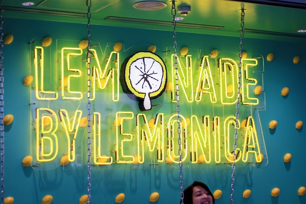 「レモネード by レモニカ」@渋谷ストリーム
