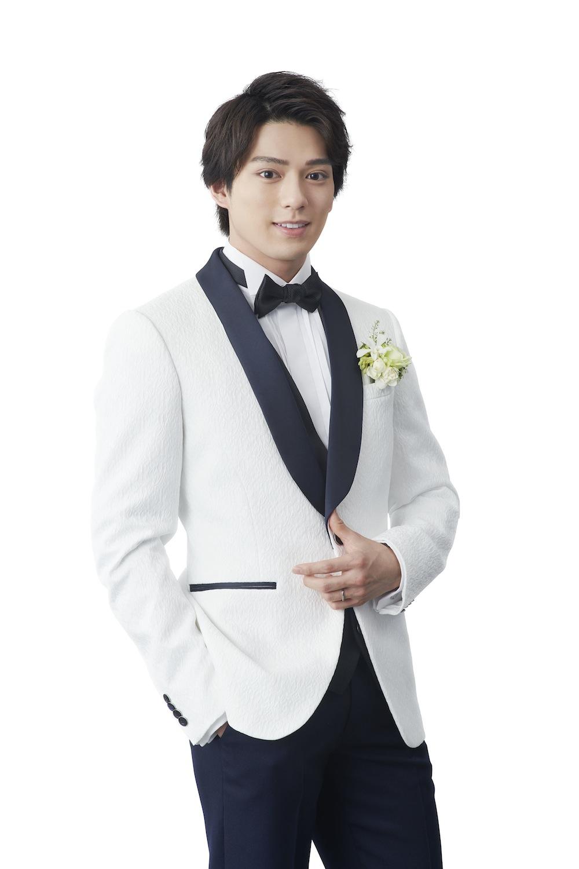 新田真剣佑(俳優)(マイナビウェディングCM)Wedding