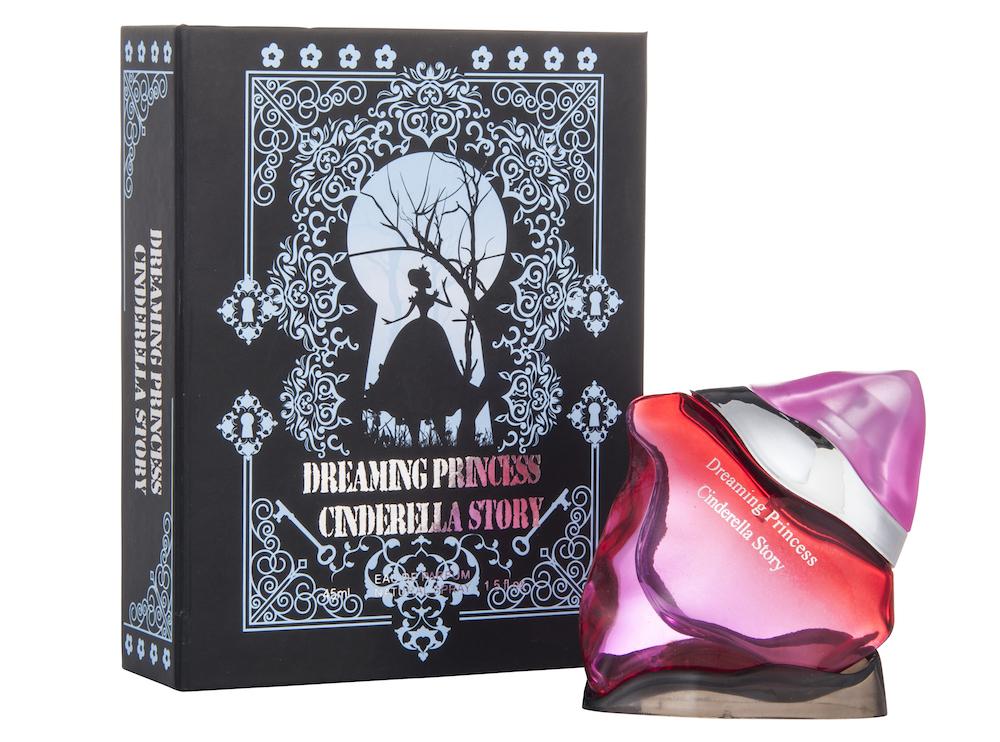 仮面女子の月野もあ、香水ブランド「Dreaming Princess~Cinderella Story~」香りデザイン