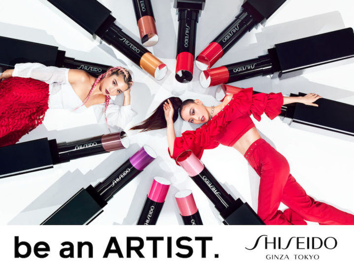 "SHISEIDO POP UP ""be an ARTIST MUSEUM""(「SHISEIDO」新メイクアップの世界観が体感できるアート空間)"