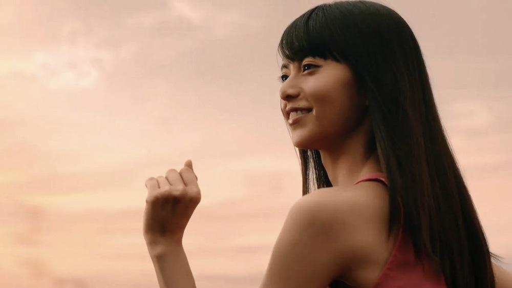 齋藤飛鳥(さいとう あすか)乃木坂46・『ラックス スーパーリッチシャイン ストレート&ビューティー わたしよ、まっすぐ。』