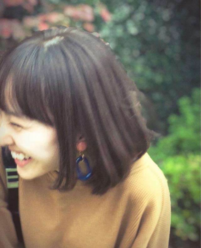 ももクロ・百田夏菜子、ボブヘアにイメチェン!/出典:百田夏菜子・Instagram
