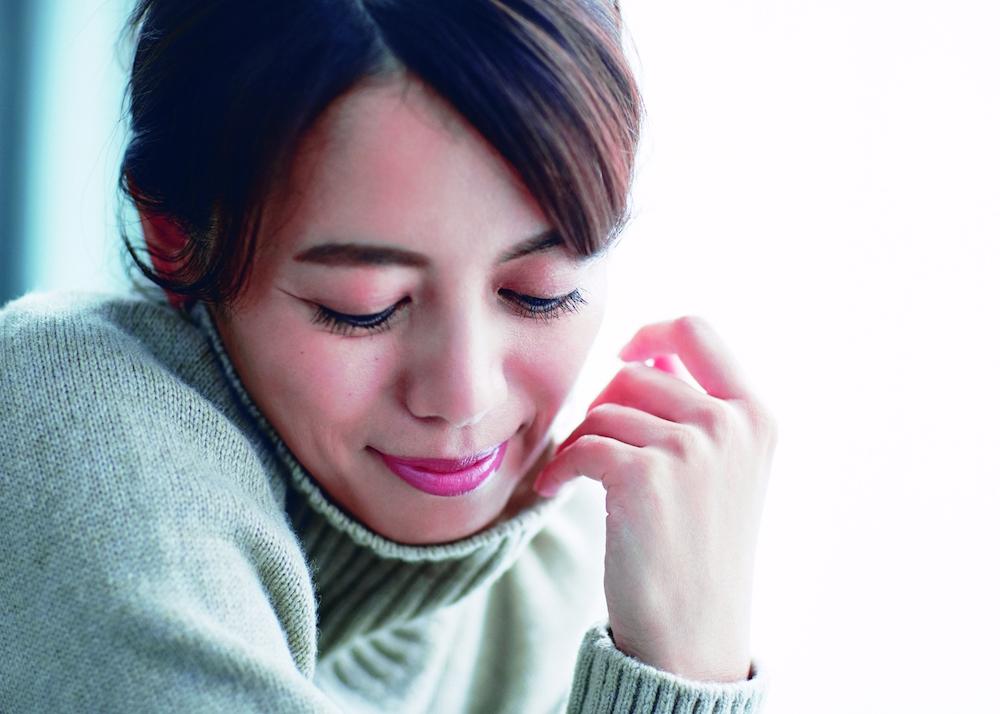 「アルマーニ」のリップ(美容雑誌『& ROSY』12月号付録)