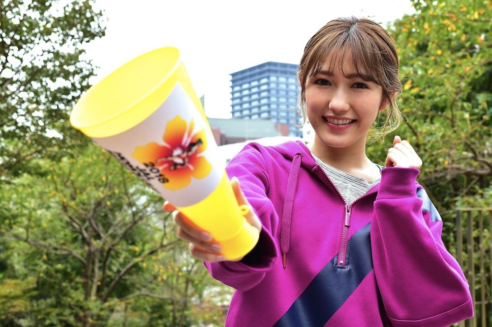 渡辺麻友(元AKB48メンバー)、ホノルルマラソン2018大会アンバサダーに就任