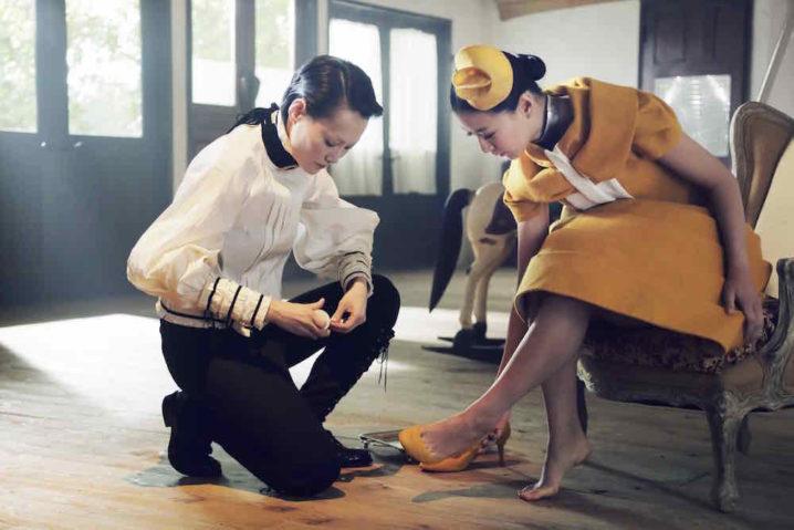 菊地凛子主演『ハイヒール~こだわりが生んだおとぎ話』