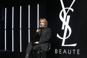 YOSHIKI @「YSL BEAUTY HOTEL」(イヴ・サンローラン・ボーテ グローバルイベント)表参道