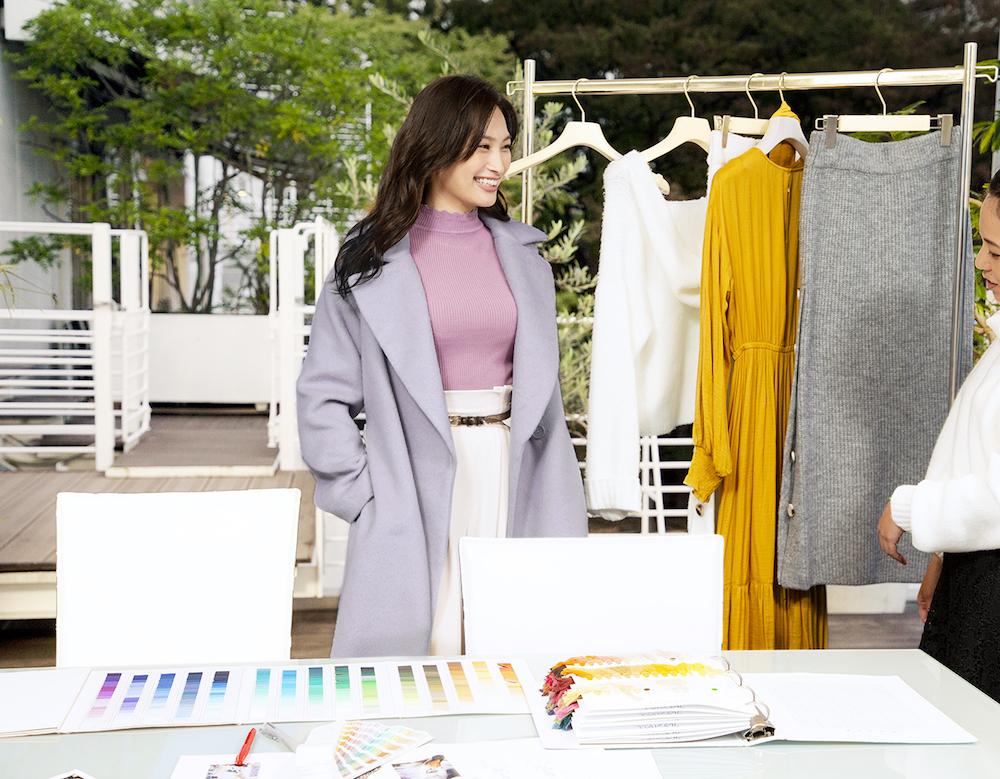 大政絢(おおまさ あや)女優 x MERCURYDUO