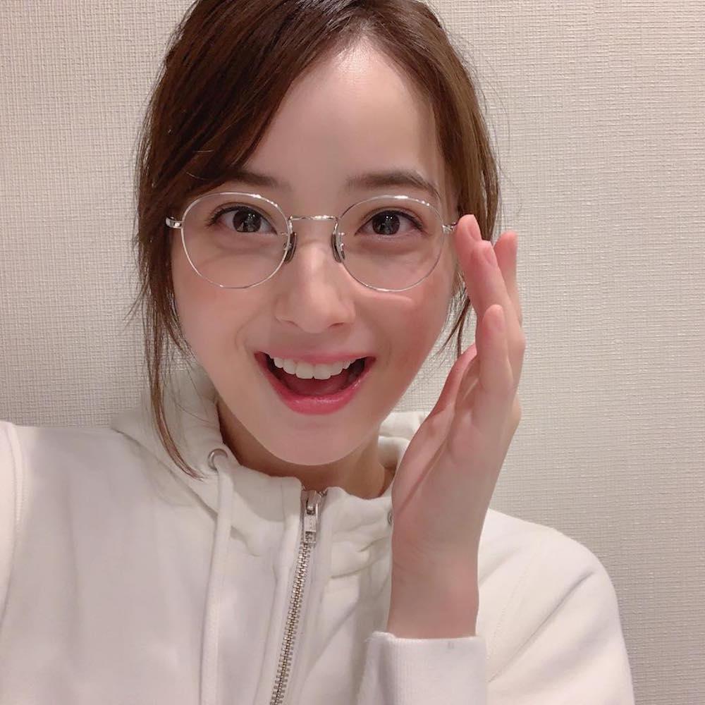 佐々木希・眼鏡(メガネ)