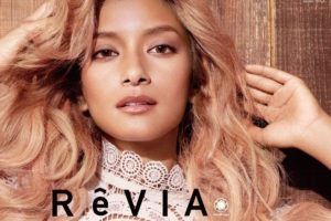 "ROLA(ローラ)、コンタクトレンズブランド""ReVIA"" <レヴィア>新イメージモデル"