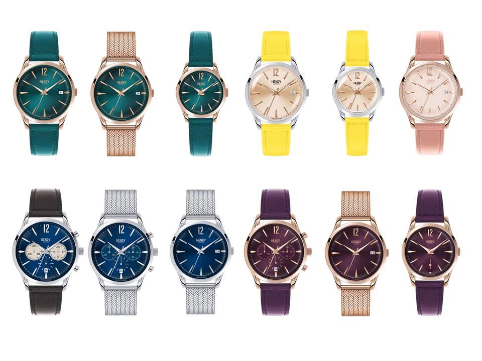英国の腕時計ブランド「HENRY LONDON(ヘンリーロンドン)」