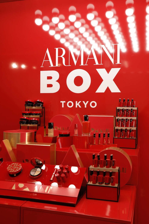 ARMANI BOX 表参道